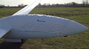Allweather canopy cover: Duo Discus XL (T)
