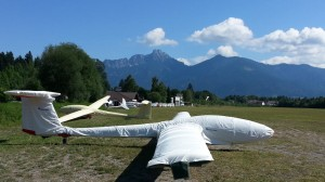 Allweather cover Glider: Speed Astir