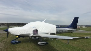 Clouddancers covers your Cirrus SR 22